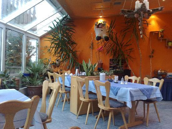 Offenburg, Tyskland: Sala per la colazione