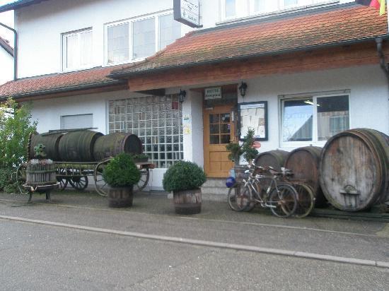 Offenburg, Alemania: Facciata esterna dell'Hotel