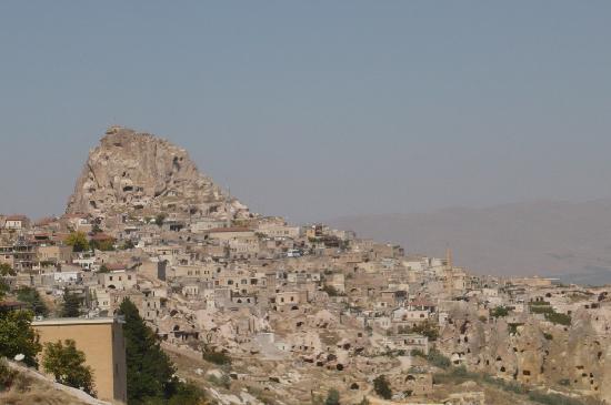 Derinkuyu Underground City : Capadoccia Turquia
