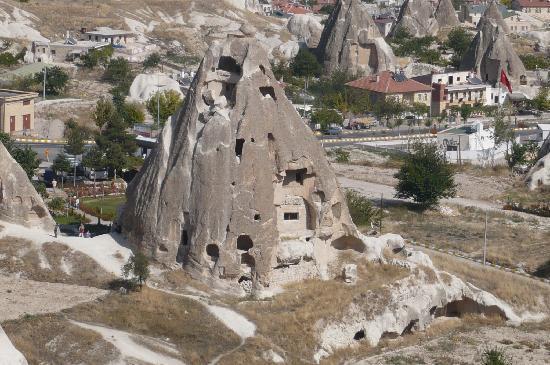 Derinkuyu Yeralti Sehri: Capadoccia Turquia
