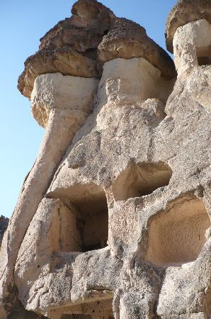 Derinkuyu Underground City : Capadoccia