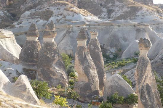 Derinkuyu Yeralti Sehri: Capadoccia