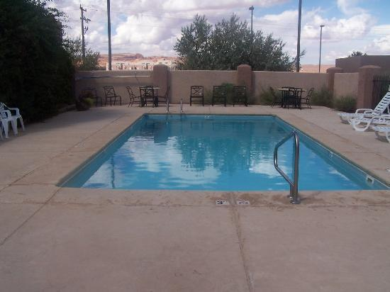 Hampton Inn Kayenta: swimming pool