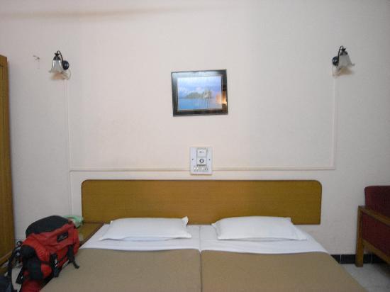 Margao Residency : bed