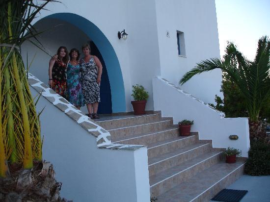 Summer Memories Studios & Apartments: Apartment entrance
