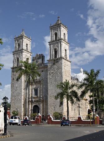 บายาโดลิด, เม็กซิโก: Catedral de Valladolid