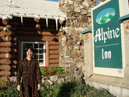 Me at Alpine Inn