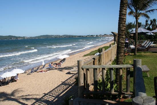 Villa Rasa: beach at Rasa Marina