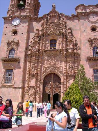 Guanajuato, Meksyk: Basilica
