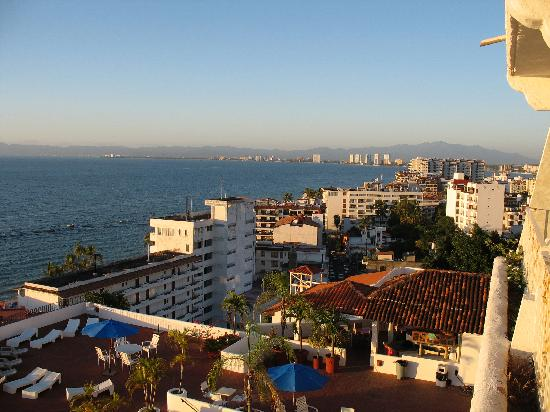 Boana Torre Malibu : #703 balcony view RIGHT (north)