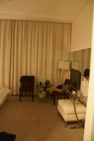 Canyon Boutique Hotel in Amman, Jordan... my favorite hotel during the trip. :)