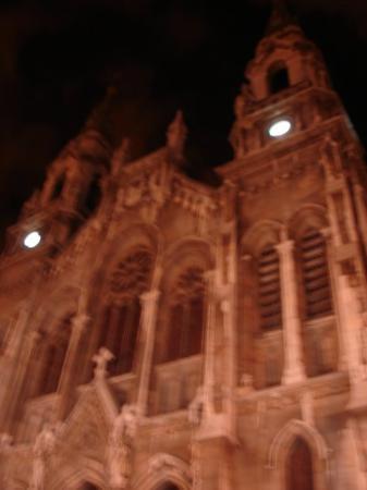 อาวิเล, สเปน: Santo Tomás de Cantorbery (Sabugo)
