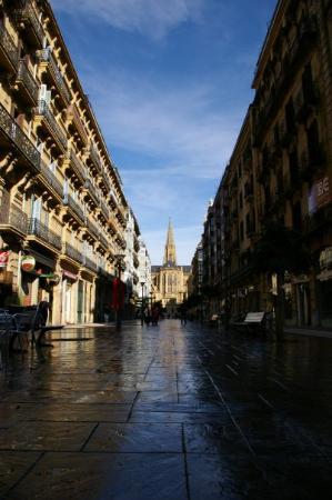 plaza de san sebastian - Picture of San Sebastian - Donostia, Province of Gui...