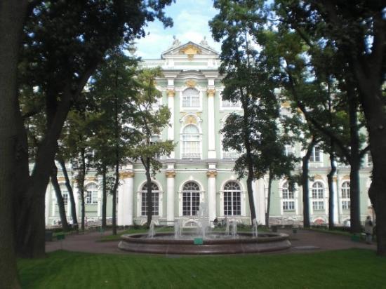 State Hermitage Museum and Winter Palace: San Pietroburgo - Palazzo d'Inverno