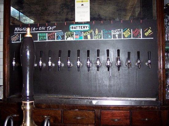 Magnolia Pub & Brewery : Magnolia Pub on Haight St.