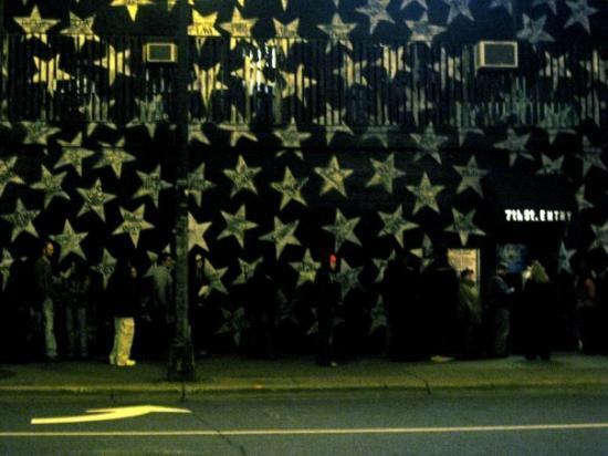 En kväll körde jag och Vanessa till First Avenue för att titta på Cranberries