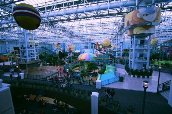 On The Ripsaw Camp Snoopy Mall Of America Bloomington