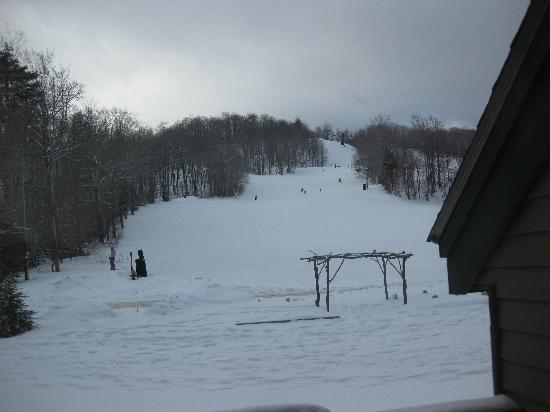 Grand Summit Resort Hotel at Mount Snow: direct room view