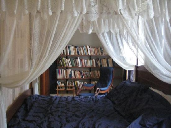 B&B La Marquise de Bassano: La biblioteque