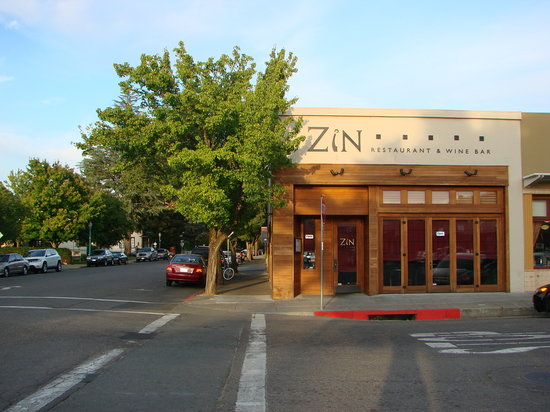 Zin Restaurant & Wine Bar: Zin Restaurant