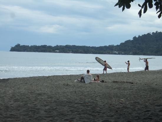 Hotel Banana Azul: Beautiful Playa Negra
