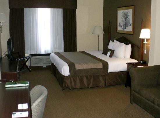 Country Inn & Suites Wolfchase - Memphis: My room...#304