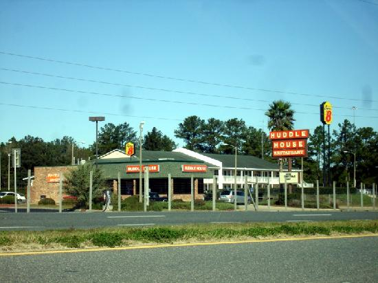 Super 8 Monticello: WARNING! Do not eat here!