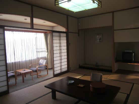 Shuhokan: 客室