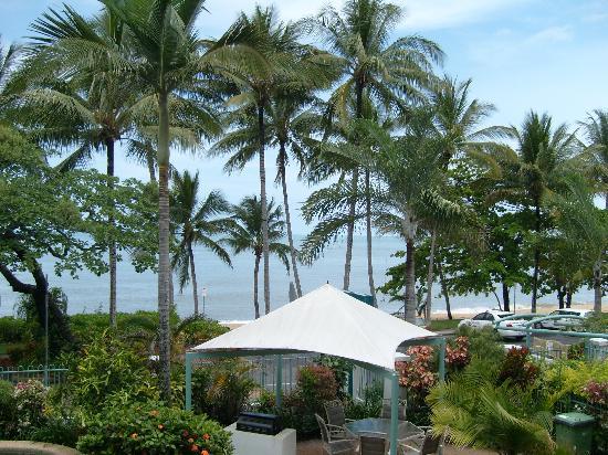 Trinity Waters Apartments: Ocean views