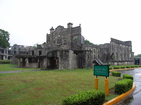 Corregidor Island, Φιλιππίνες: 軍の施設でしょうね。