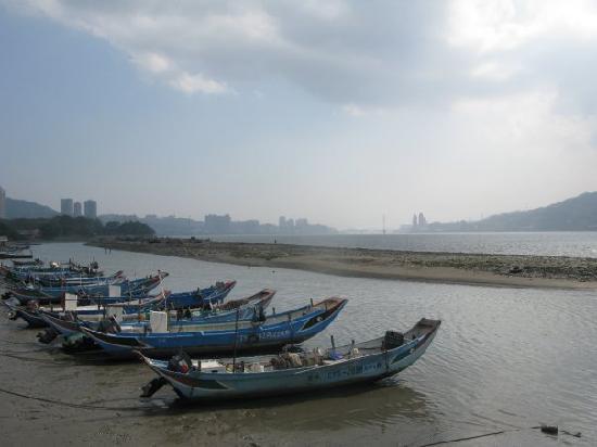 Ταϊπέι, Ταϊβάν: Danshui
