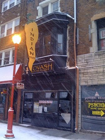 Foto de Lovash Indian Restaurant & Bar