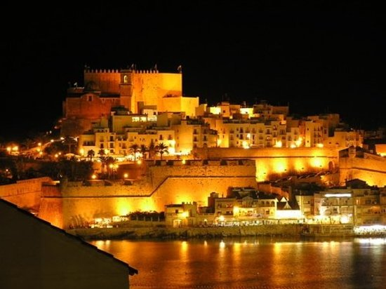 Castillo Del Papa Luna Peniscola Spain Review Of Peniscola