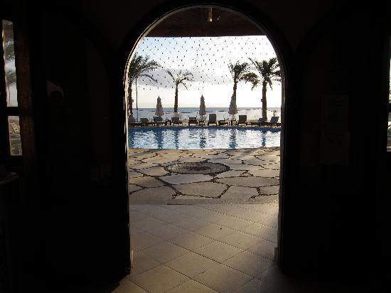Dahab Paradise: View from the lobby