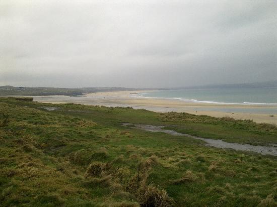 Gwel an Mor: Godrevy Beach St Ives