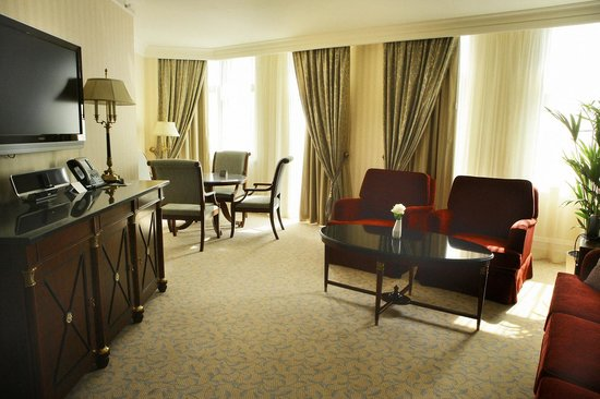 InterContinental Kiev: Ambassador Suite