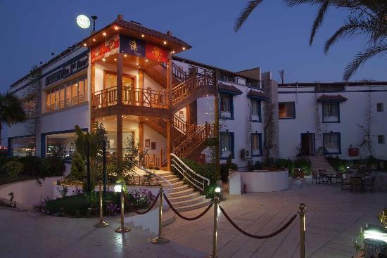 Bay View Hotel: main hotel