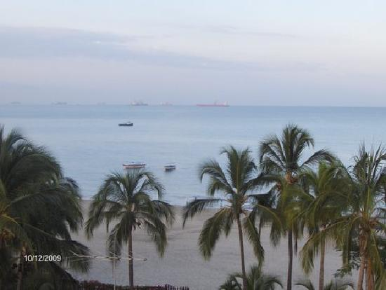 Irotama Resort: Vue de la chambre