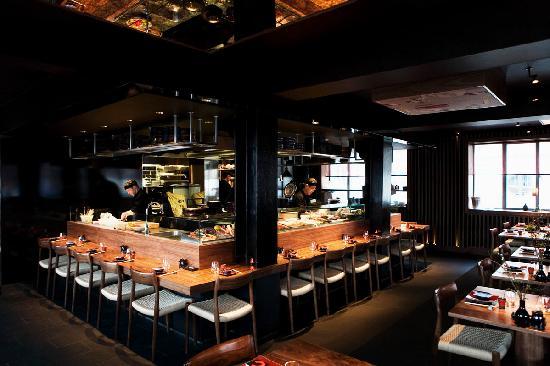 Custom House Restaurant Ebisu