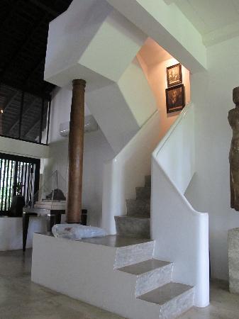 Bawa House 87: Inside Bawa House.