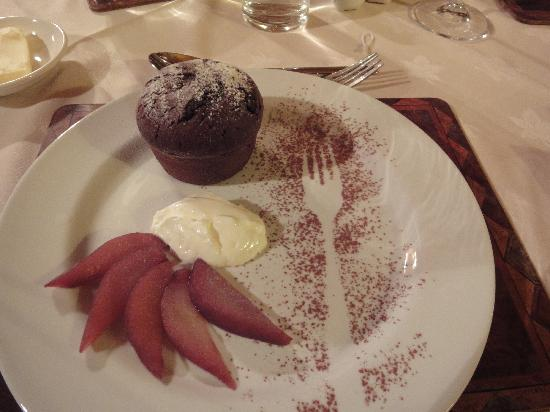 Brooklynn Guest House: The pud!