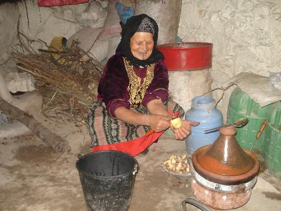 Berber Travel Adventures : Definitely not microwaved...
