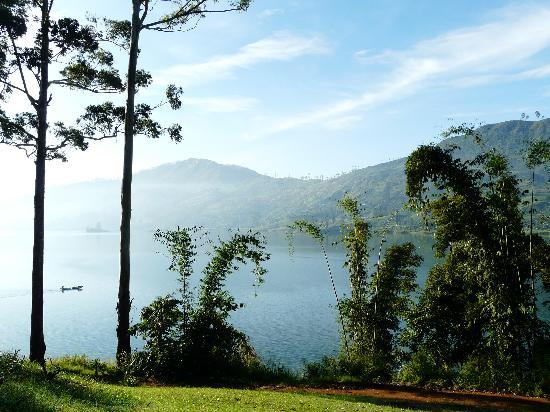 Ceylon Tea Trails: Vue depuis Summerville