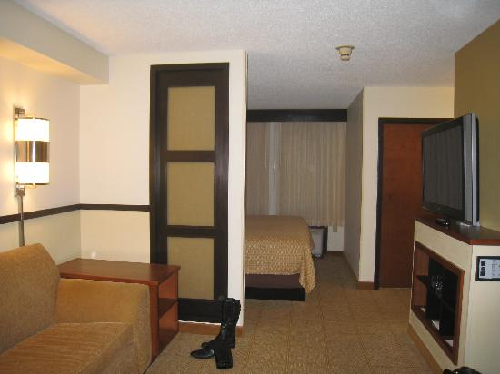 Room 603 Picture of Hyatt Place Busch Gardens Tampa TripAdvisor