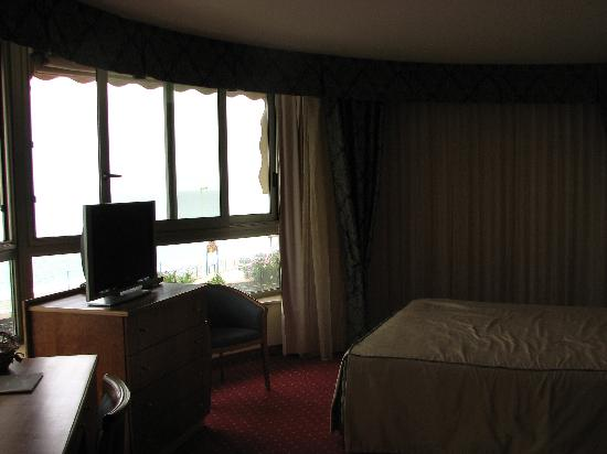 Hotel La Tonnara: Inside Semi-circular Room of Hotal Tonnara Amantea, Italy