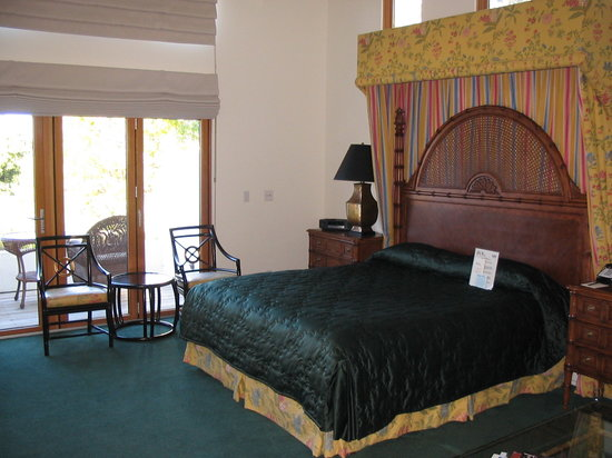 Tally Ho Inn: Superior King Suite