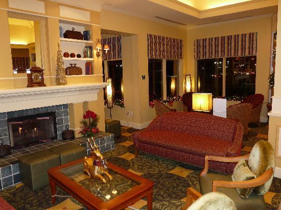 Hilton Garden Inn Rockaway: Lobby