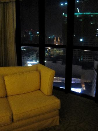 Caravelle Saigon : room with a view