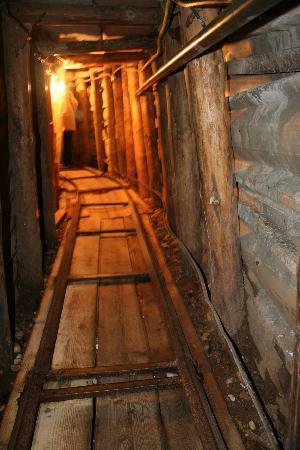 Sarajevo War Tunnel: Inside the Tunnel