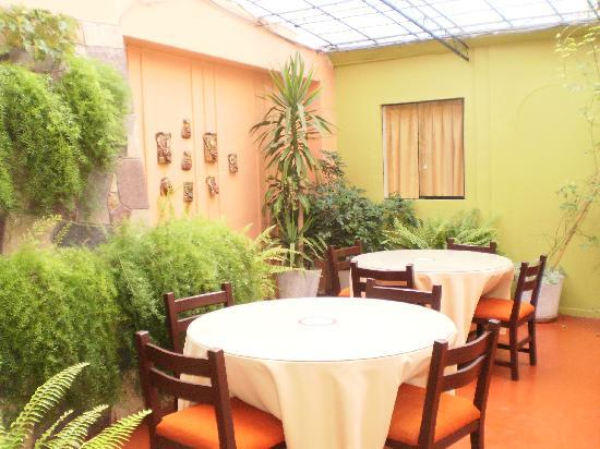 La Casa de Don Ignacio: Breakfast Area